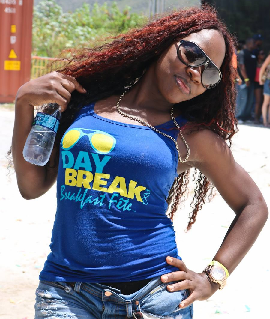 St.Maarten Carnival 2014 - Day Break